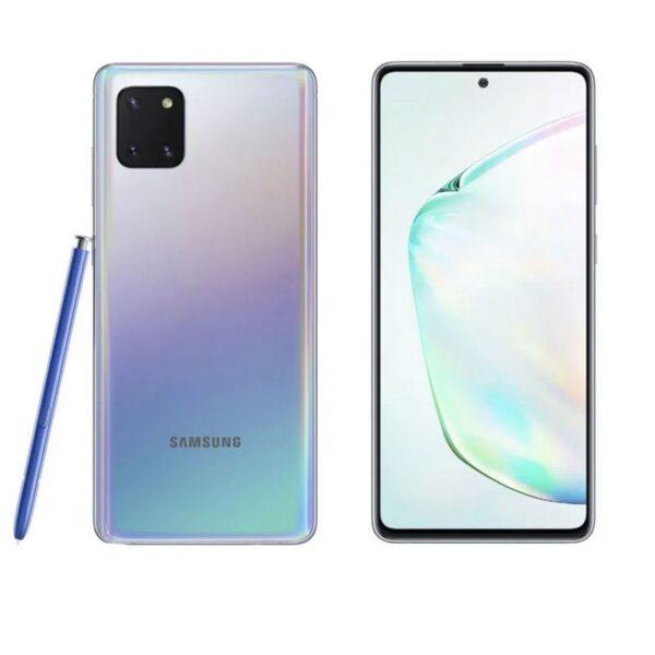 گوشی موبایل سامسونگ گلکسی نوت 10 لایت دو سیم کارت ظرفیت 128 گیگابایت ( Samsung Galaxy NOTE 10 Lite N770Fd )