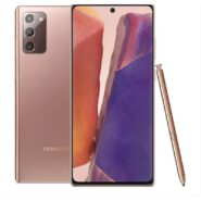 گوشی موبایل سامسونگ گلکسی نوت 20 دو سیم کارت ظرفیت 256 گیگابایت 5 جی ( Samsung Galaxy NOTE 20 5G )