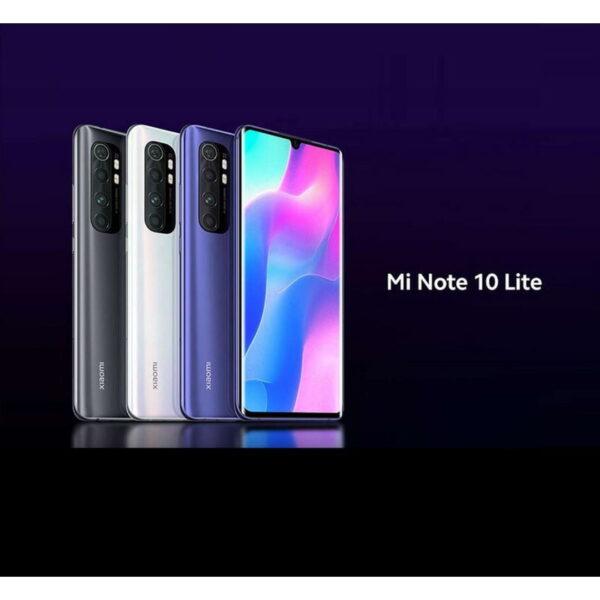 Xiaomi MI Note 10 lite شیائومی می نوت ۱۰ لایت