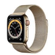 ساعت هوشمند اپل واچ سری6 44میلیمتر ( Apple Watch Series 6 Milanese Loop 44mm )