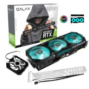 کارت گرافیک گالاکس مدل آر تی ایکس 3090 ( VGA GeForce GALAX RTX 3090 SG 24GB GDDR6X )