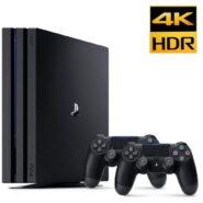 کنسول بازی سونی مدل پلی استیشن 4 پرو ( Console Playstation 4 Pro )