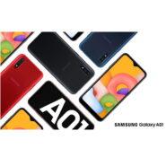 گوشی موبایل سامسونگ مدل Galaxy A01 ( Samsung Galaxy A01 )