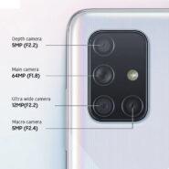گوشی موبایل سامسونگ مدل Galaxy A71 ( Samsung Galaxy A71)