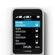 گوشی موبایل نوکیا مدل 125 دو سیم کارت ( Nokia 125 2020 DualSim )
