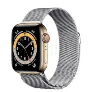 ساعت هوشمند اپل سری 6 Apple Watch Series 6 Milanese Loop 44mm