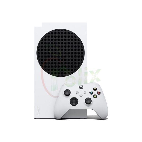 کنسول بازی مایکروسافت مدل ایکس باکس سری اس ( Console Xbox Series S )