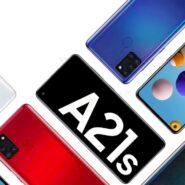 سامسونگ گلکسی A21S دو سیم 32 گیگ Samsung Galaxy A21S