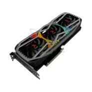 کارت گرافیک جی فورس مدل پی ان وای آر تی ایکس 3070 8 گیگ دی دی آر 6 ( VGA PNY GeForce XLR8 RTX 3070 8GB GDDR6X )