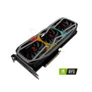 کارت گرافیک جی فورس مدل پی ان وای آر تی ایکس 3080 10 گیگ دی دی آر 6 ( VGA PNY GeForce XLR8 RTX 3080 10GB GDDR6X )