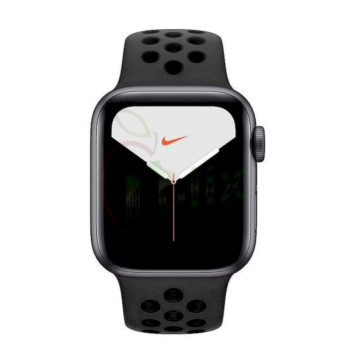Apple Watch Series 5 Aluminum Case 44mm With Nike Sport Band-2